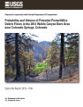 Probability and Volume of Potential Postwildfire Debris Flows in the 2012 Waldo Canyon Burn Area, Open-File Report,...
