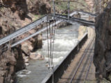 Hanging Bridge, Royal Gorge